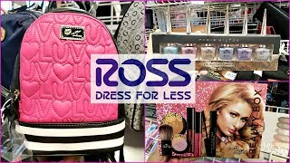 ROSS SHOP WITH ME MINI BACKPACKS HANDBAGS WALK THROUGH 2018