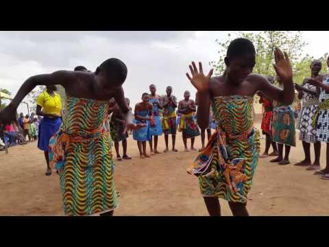Cultural Dance-Ghana