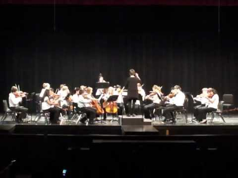 Trailridge Middle School Orchestra - Feb 2, 2012