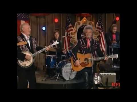 Marty Stuart & The Fabulous Superlatives with Buck Trent - Holding On To Nothing
