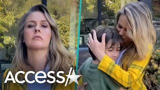 Alicia Silverstone & Son Bear Recreate Iconic 'Clueless' Scene
