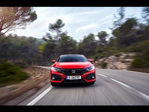 Honda Civic 2017 5d TEST PL Pertyn ględzi