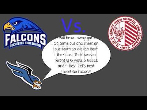 Rochester Vs  University of Detroit Jesuit High School Soccer Game Info