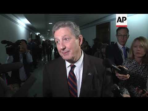 Senators: Congress will act if Saudis at fault