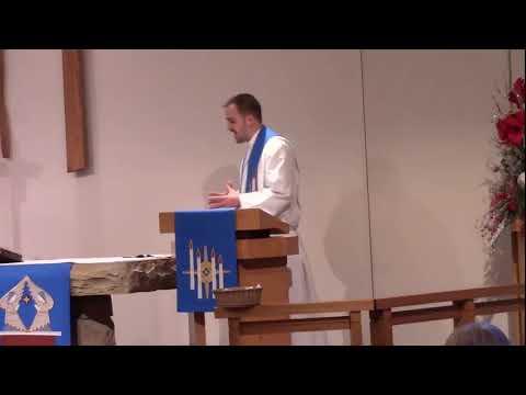 Good Shepherd Lutheran Chapel 12/20/2020 Church Service 8am