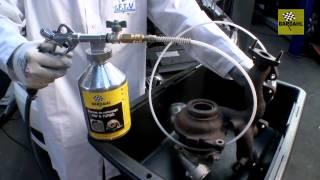 Nettoyage turbo