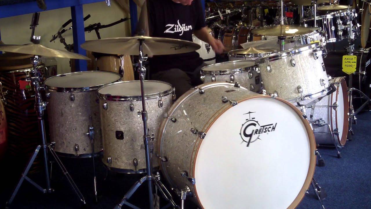 Gretsch Catalina Club Rock 26 Quot Bassdrum Youtube