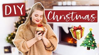 DIY 🎄🎁 WEIHNACHTSDEKO, Lava Cake & festliches Make Over! 😍 (Christmas Party)