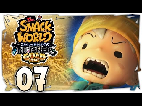 The Snack World: Trejarers Gold | Inspector Chili Pepper! [Chapter 7 on Nintendo Switch]