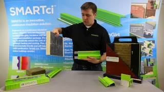 how smartci insulation panels are oriented