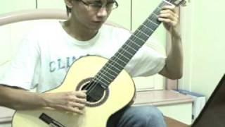 Cano , Antonio - Etude in A Minor [ Andre Chang ]