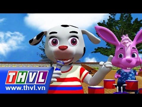 THVL | Chuyện của Đốm - Tập 340: Chú chuột đồ chơi