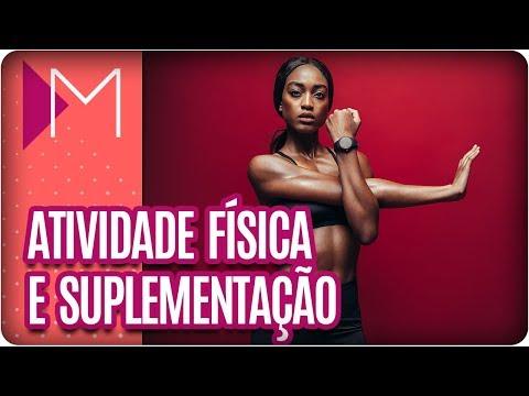 Atividade física e suplementação corretas - Mulheres (06/03/18)
