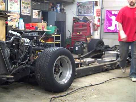 Slappin Pavement: Air ride chassis \'66 c10 - YouTube