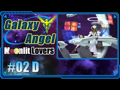 Galaxy Angel: Moonlit Lovers [2 D]   Chapter 1: A Troublesome Rookie (Part 2) from YouTube · Duration:  21 minutes 7 seconds