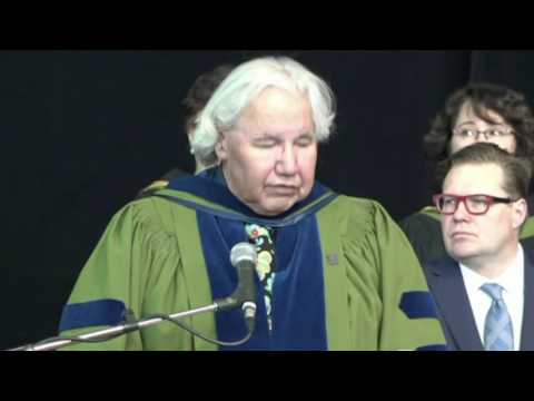 Honorary Degree Spring 2017 Murray Sinclair