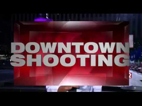 A look at the chaos: Witnesses react as gunman opens fire in downtown building