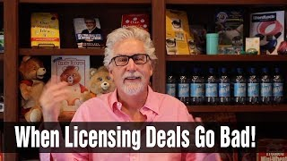 When and Why Licensing Deals Go Bad