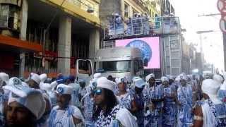 Saída dos Filhos de Gandhy terça de carnaval 2014