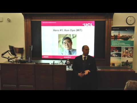 Professor Arthur Petersen Inaugural Lecture: A Climate of Change?