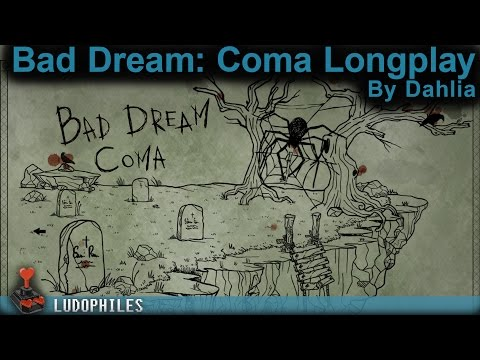 Bad Dream: Coma - Good Ending Longplay / Full Playthrough / Walkthrough by Dahlia