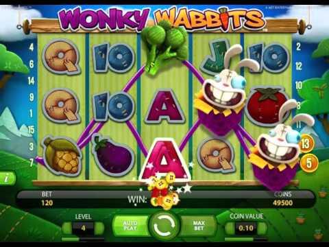 Игровые автоматы rabbits wonky wabbits игровой автомат адмирал новоматик фото