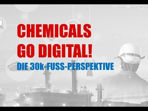execon partners Chemical Go Digital! Die 30k-Fuss-Perspektiv