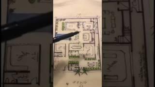 المعماري عبد الرحمن الزعاقي | مساعد القفاري