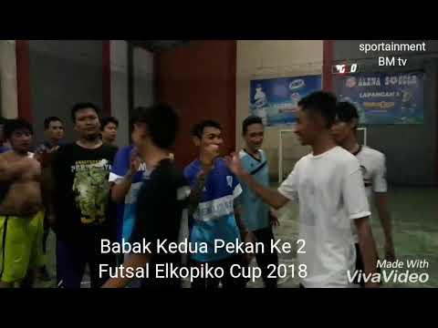 Babak 2 Pekan Ke2 Futsal Elkopiko Cup Bmtv2018. Koes Plus Mari Mari Cover