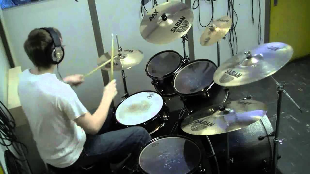 Stephen - Katy Perry - Teenage Dream (Drum Cover)