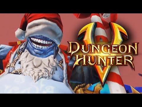 Dungeon Hunter 5 - Игра с Подписчиками (iOS)
