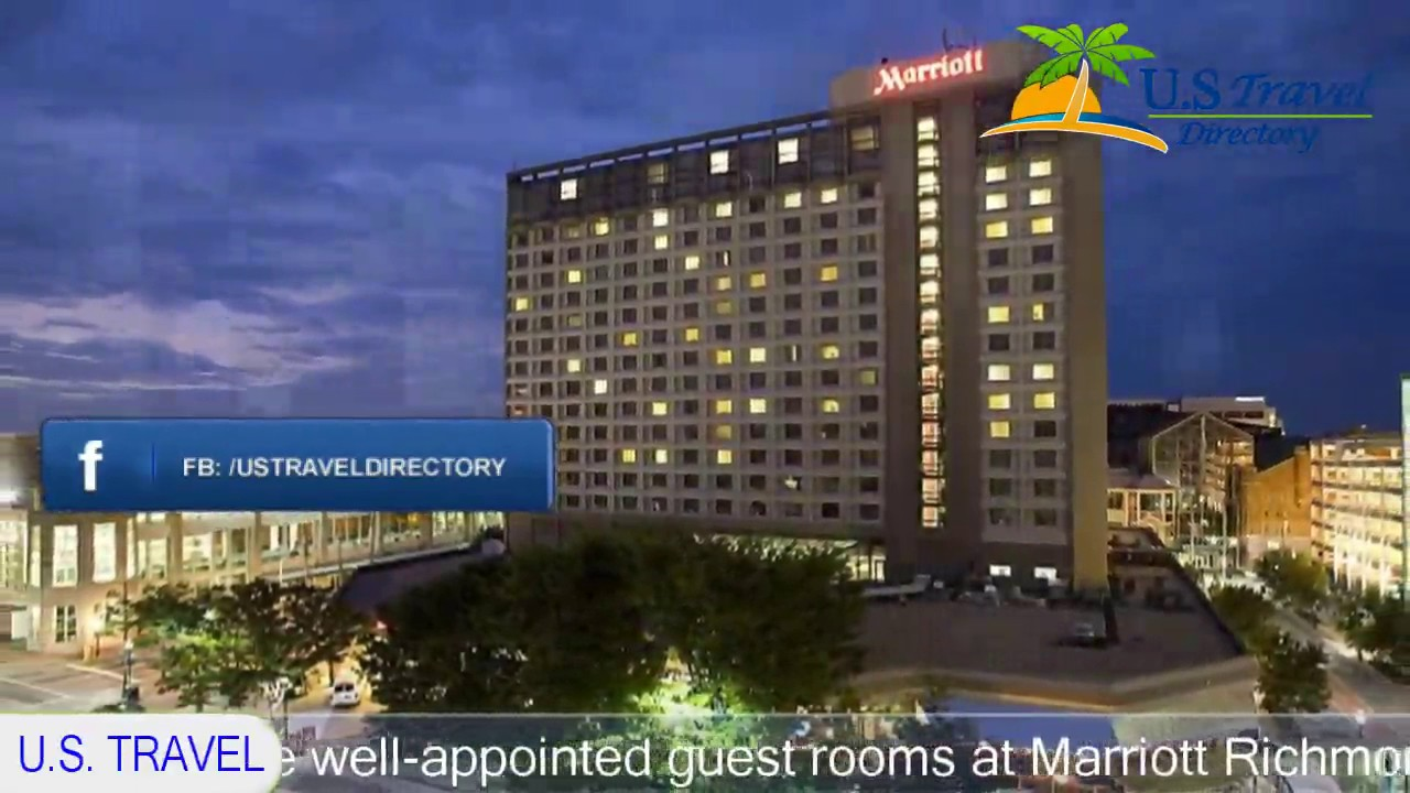 Richmond Marriott Hotels Virginia