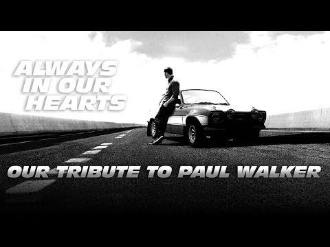 I'm coming Home A Tribute to Paul Walker