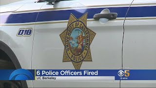 Six UC Berkeley Campus Police Officers Fired For Sleeping On The Job