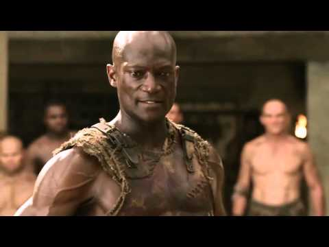 Random Movie Pick - Spartacus Blood and Sand trailer YouTube Trailer