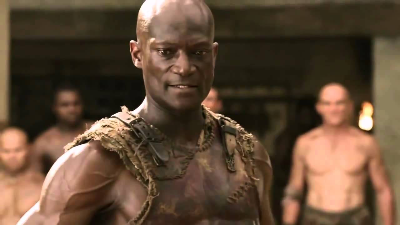 Spartacus Blood And Sand Trailer - Youtube-3083