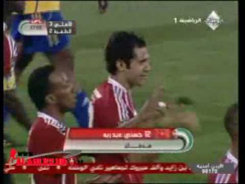 Al Ahli 3 2 Dhafra Hosni Abd Rabu