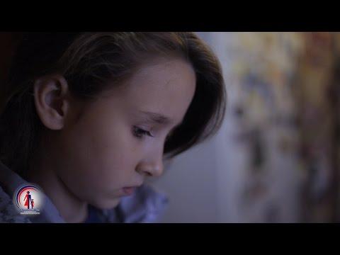 """""""Школьница""""- социальный ролик. """"Мы против насилия в семье"""""""