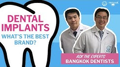Whats The Best Dental Implant Brand?
