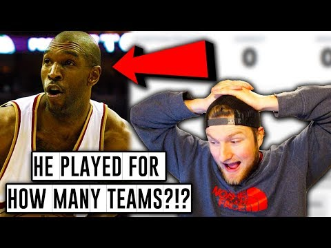 Can You Name EVERY Team That These Players Played For? | NBA Trivia