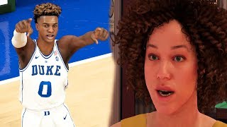 NBA 2K19 MyCAREER Bronny James Jr. #5 - BREAKING UP WITH MY GIRLFRIEND AFTER A FIGHT!