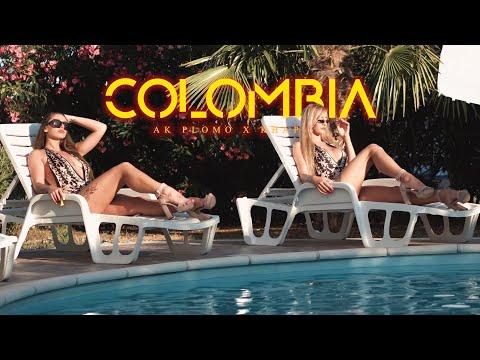 AK PLOMO X KHAPO - COLOMBIA (Official Video)
