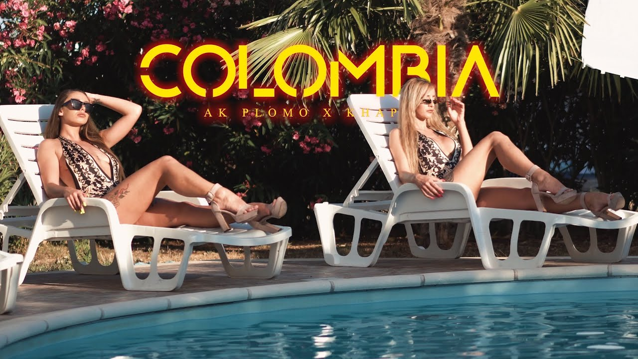 Download AK PLOMO X KHAPO - COLOMBIA (Official Video)