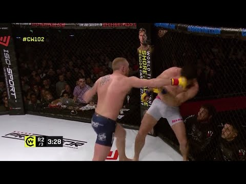 CW102: Brad Wheeler vs John Maguire