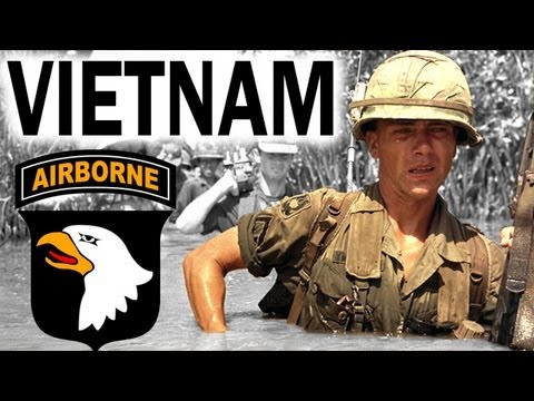 Screaming Eagles in Vietnam | The 101st Airborne Division | US Army Documentary | 1967