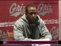 University of Montana Football Press Conference 9/7/10