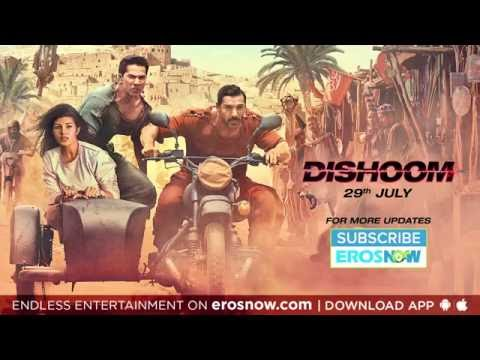 Film Dishoom -aerial video shot-ouarzazate -morocco- by DRONE REVEAL