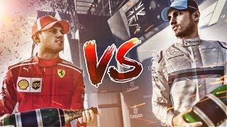 Team Greekmaster vs Team Ryan | F1 2018 AOR Germany