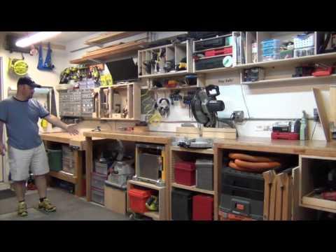 Garage Workshop Tour
