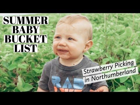 DITL Of A SAHM | Baby Summer Bucket List | Ashley Hunt